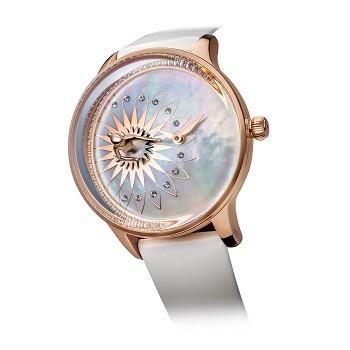30+ mẫu đồng hồ ý nghĩa trong ngày 8/3 tặng mẹ và vợ - Ảnh: Fouetté OR-1