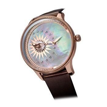 30+ mẫu đồng hồ ý nghĩa trong ngày 8/3 tặng mẹ và vợ - Ảnh: Fouetté OR-4
