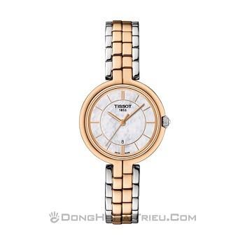 30+ mẫu đồng hồ ý nghĩa trong ngày 8/3 tặng mẹ và vợ - Ảnh: Tissot T094.210.22.111.00
