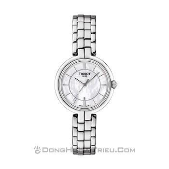 30+ mẫu đồng hồ ý nghĩa trong ngày 8/3 tặng mẹ và vợ - Ảnh: Tissot T094.210.11.111.00