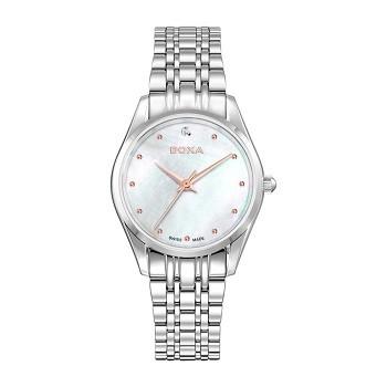 30+ mẫu đồng hồ ý nghĩa trong ngày 8/3 tặng mẹ và vợ - Ảnh: Doxa D204SWH