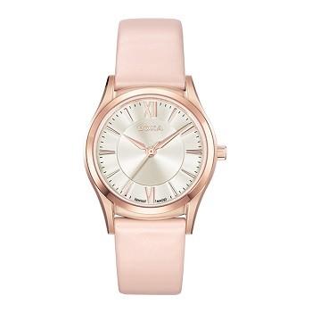 30+ mẫu đồng hồ ý nghĩa trong ngày 8/3 tặng mẹ và vợ - Ảnh: Doxa D202RIY