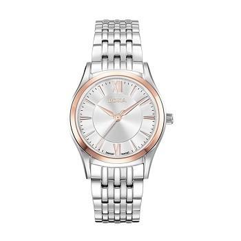 30+ mẫu đồng hồ ý nghĩa trong ngày 8/3 tặng mẹ và vợ - Ảnh: Doxa D202RSV