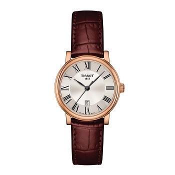 30+ mẫu đồng hồ ý nghĩa trong ngày 8/3 tặng mẹ và vợ - Ảnh: Tissot T122.210.36.033.00
