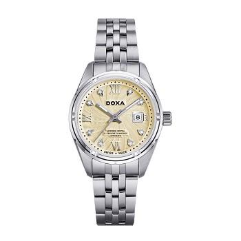 30+ mẫu đồng hồ ý nghĩa trong ngày 8/3 tặng mẹ và vợ - Ảnh: Doxa D174SCM