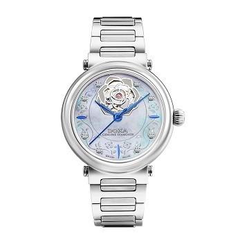 30+ mẫu đồng hồ ý nghĩa trong ngày 8/3 tặng mẹ và vợ - Ảnh: Doxa D215SBU