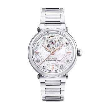 30+ mẫu đồng hồ ý nghĩa trong ngày 8/3 tặng mẹ và vợ - Ảnh: Doxa D215SWH