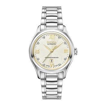 30+ mẫu đồng hồ ý nghĩa trong ngày 8/3 tặng mẹ và vợ - Ảnh: Doxa D219SCM