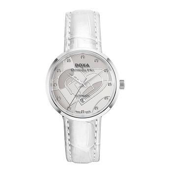 30+ mẫu đồng hồ ý nghĩa trong ngày 8/3 tặng mẹ và vợ - Ảnh: Doxa D225SWH