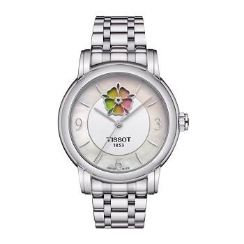 30+ mẫu đồng hồ ý nghĩa trong ngày 8/3 tặng mẹ và vợ - Ảnh: Tissot T050.207.11.117.05
