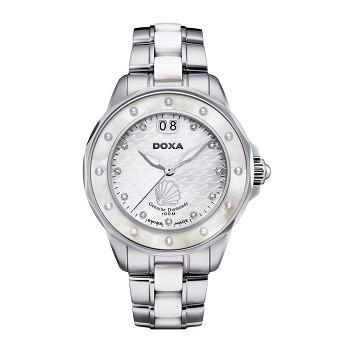 30+ mẫu đồng hồ ý nghĩa trong ngày 8/3 tặng mẹ và vợ - Ảnh: Doxa D151SMW