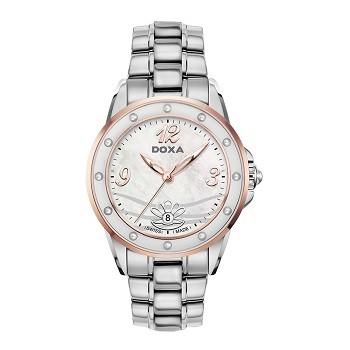 30+ mẫu đồng hồ ý nghĩa trong ngày 8/3 tặng mẹ và vợ - Ảnh: Doxa D207RMW