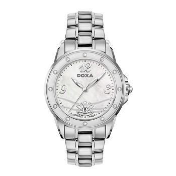 30+ mẫu đồng hồ ý nghĩa trong ngày 8/3 tặng mẹ và vợ - Ảnh: Doxa D207SMW