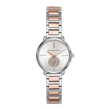 30+ mẫu đồng hồ ý nghĩa trong ngày 8/3 tặng mẹ và vợ - Ảnh: Michael Kors MK4453
