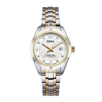 30+ mẫu đồng hồ ý nghĩa trong ngày 8/3 tặng mẹ và vợ - Ảnh: Doxa D172TWH