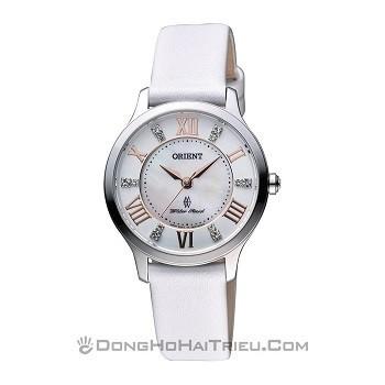 30+ mẫu đồng hồ ý nghĩa trong ngày 8/3 tặng mẹ và vợ - Ảnh: Orient FUB9B005W0