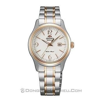 30+ mẫu đồng hồ ý nghĩa trong ngày 8/3 tặng mẹ và vợ - Ảnh: Orient FNR1Q002W0