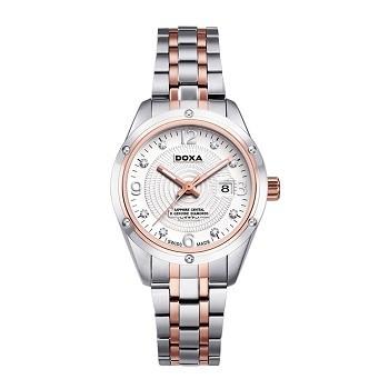 30+ mẫu đồng hồ ý nghĩa trong ngày 8/3 tặng mẹ và vợ - Ảnh: Doxa D172RWH