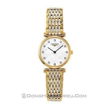 30+ mẫu đồng hồ ý nghĩa trong ngày 8/3 tặng mẹ và vợ - Ảnh: Longines L4.209.2.87.7