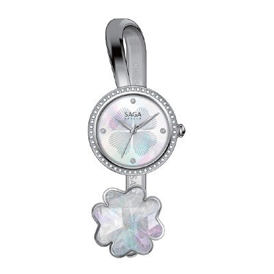 50 mẫu đồng hồ đặc biệt dành riêng cho mùa Valentine 2020 - Ảnh: Saga 53585 SVMWSV-2S