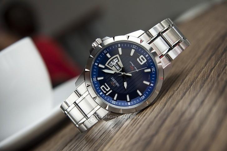 5 Lý do nên mua đồng hồ Orient FUG1X004D9 thể thao giá rẻ - Hình 1