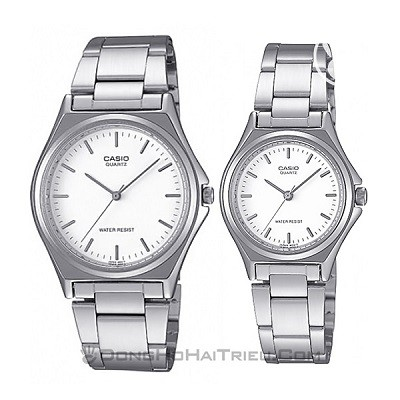 50 mẫu đồng hồ đặc biệt dành riêng cho mùa Valentine 2020 - Ảnh: Casio MTP-1130A-7ARDF & LTP-1130A-7ARDF
