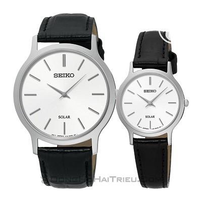 50 mẫu đồng hồ đặc biệt dành riêng cho mùa Valentine 2020 - Ảnh: Seiko SUP873P1 & SUP299P1