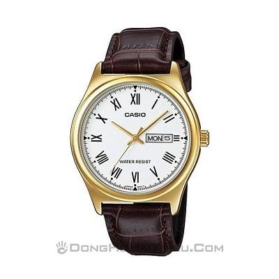 50 mẫu đồng hồ đặc biệt dành riêng cho mùa Valentine 2020 - Ảnh: MTP-V006GL-7BUDF