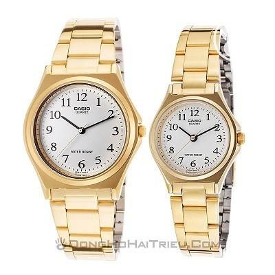 50 mẫu đồng hồ đặc biệt dành riêng cho mùa Valentine 2020 - Ảnh: Casio MTP-1130N-7BRDF & LTP-1130N-7BRDF