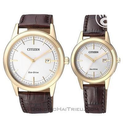 50 mẫu đồng hồ đặc biệt dành riêng cho mùa Valentine 2020 - Ảnh: Citizen AW1233-01A & FE1083-02A