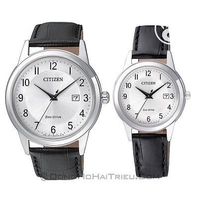 50 mẫu đồng hồ đặc biệt dành riêng cho mùa Valentine 2020 - Ảnh: Citizen AW1231-07A & FE1081-08A