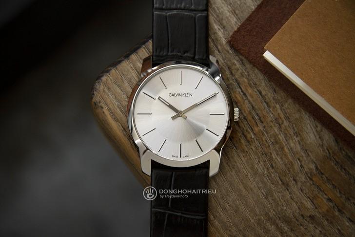 Đồng hồ Calvin Klein K2G221C6 thiết kế thời trang, tinh tế - Ảnh 1