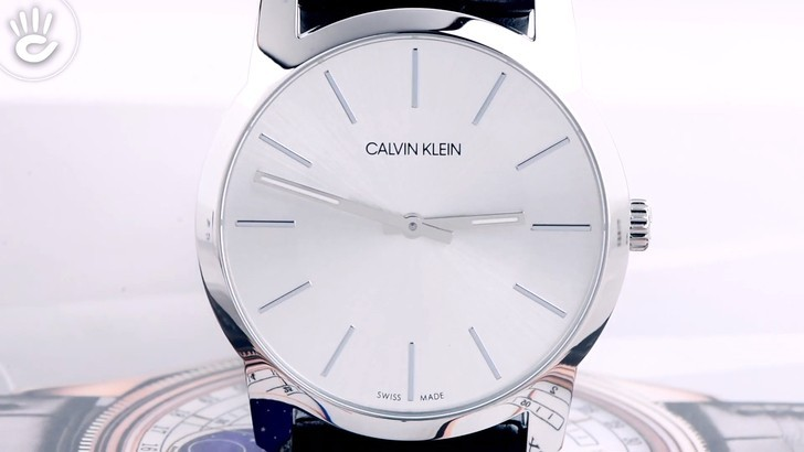 Đồng hồ Calvin Klein K2G221C6 thiết kế thời trang, tinh tế - Ảnh 3