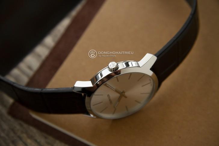 Đồng hồ Calvin Klein K2G221C6 thiết kế thời trang, tinh tế - Ảnh 5