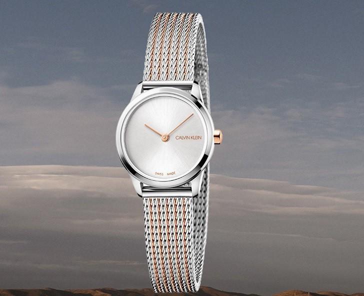 Đồng hồ Calvin Klein K3M22B26 chính hãng, chuẩn Thụy Sỹ - Ảnh: 1