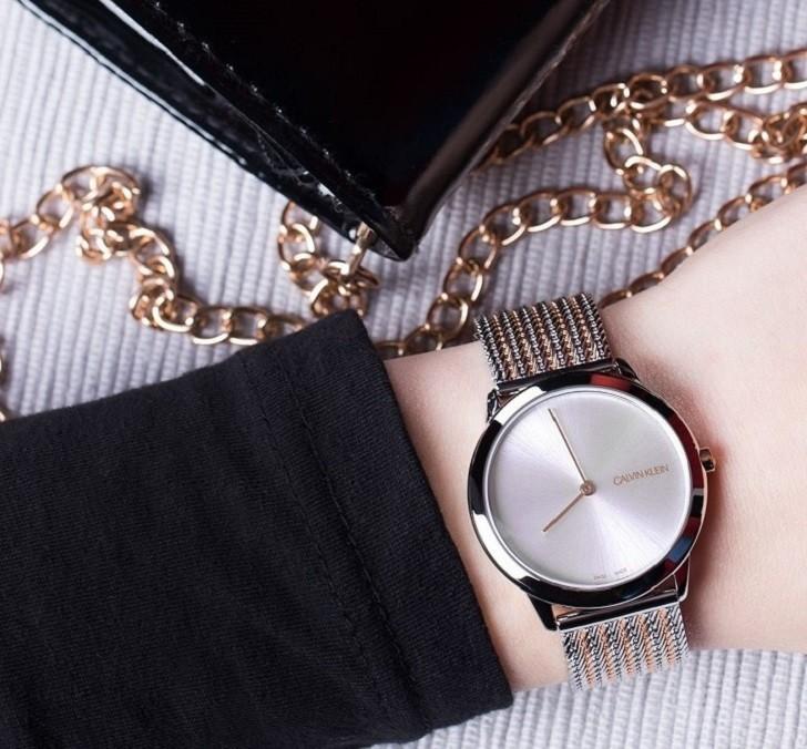 Đồng hồ Calvin Klein K3M22B26 chính hãng, chuẩn Thụy Sỹ - Ảnh: 4