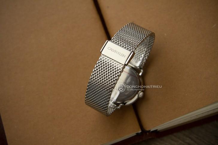 Đồng hồ Calvin Klein K8M21121 thiết kế thời trang, lịch lãm - Ảnh 4