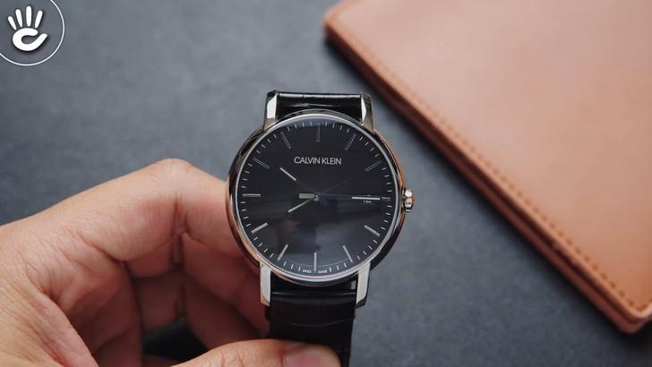 Đồng hồ Calvin Klein K9H211C1 giá tốt, free thay pin trọn đời - Ảnh 1