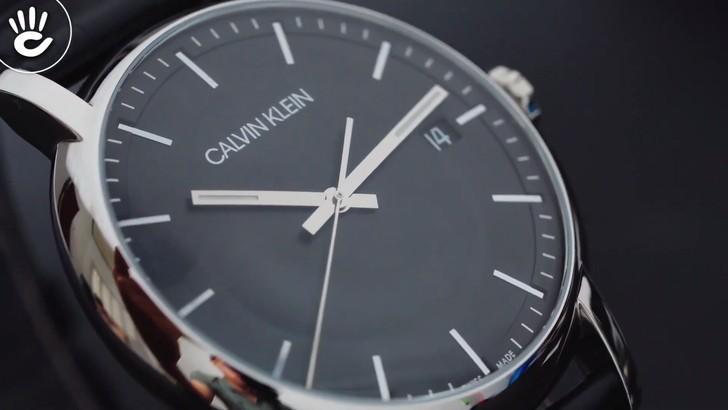 Đồng hồ Calvin Klein K9H211C1 giá tốt, free thay pin trọn đời - Ảnh 2