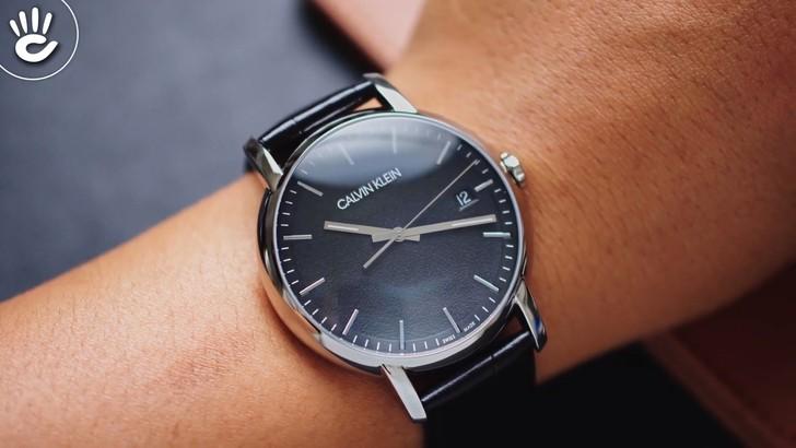 Đồng hồ Calvin Klein K9H211C1 giá tốt, free thay pin trọn đời - Ảnh 3