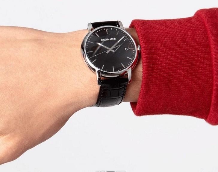 Đồng hồ Calvin Klein K9H211C1 giá tốt, free thay pin trọn đời - Ảnh 4
