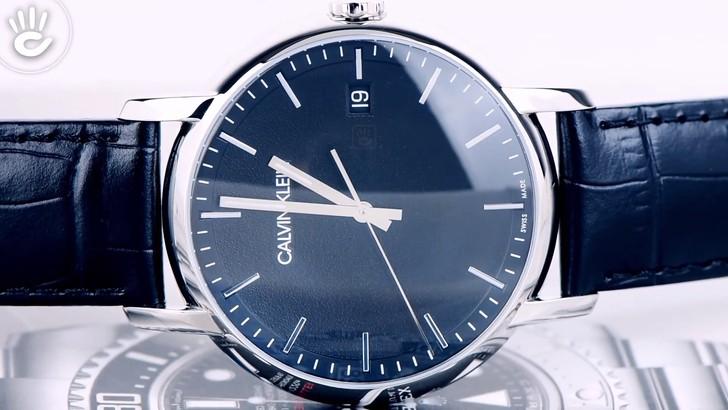 Đồng hồ Calvin Klein K9H211C1 giá tốt, free thay pin trọn đời - Ảnh 5