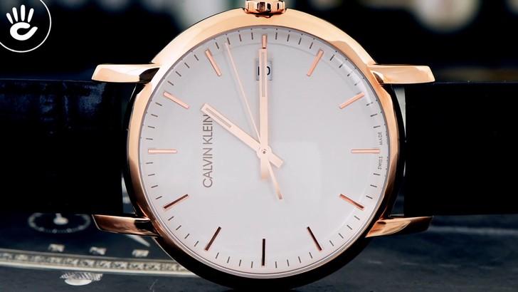 Đồng hồ Calvin Klein K9H216C6 giá rẻ, thay pin miễn phí - Ảnh 2
