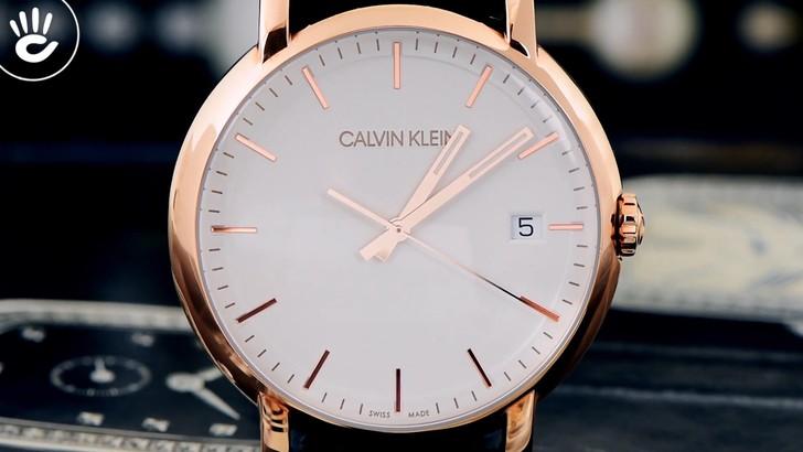 Đồng hồ Calvin Klein K9H216C6 giá rẻ, thay pin miễn phí - Ảnh 6