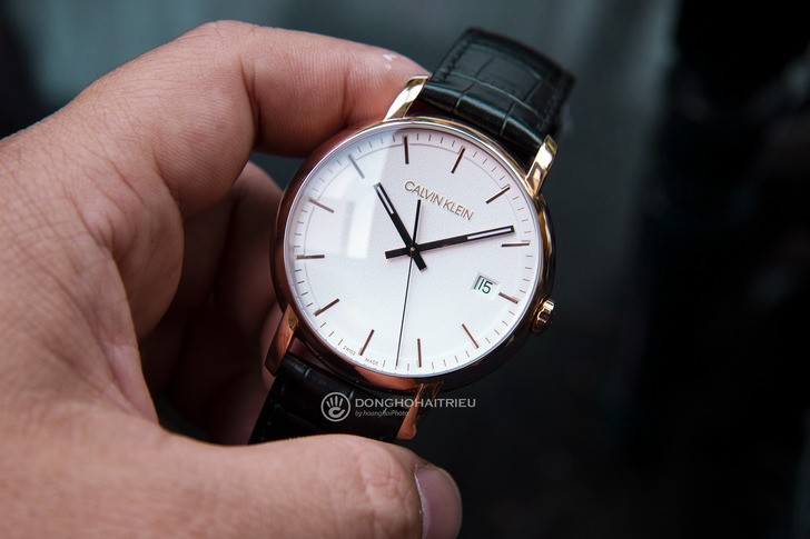 Đồng hồ Calvin Klein K9H216C6 giá rẻ, thay pin miễn phí - Ảnh 3