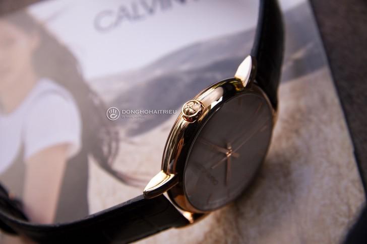 Đồng hồ Calvin Klein K9H216C6 giá rẻ, thay pin miễn phí - Ảnh 7
