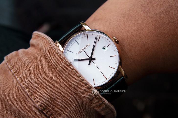 Đồng hồ Calvin Klein K9H216C6 giá rẻ, thay pin miễn phí - Ảnh 1