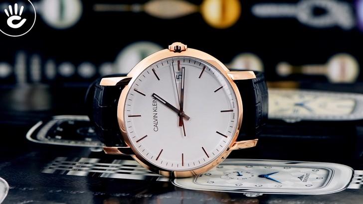 Đồng hồ Calvin Klein K9H216C6 giá rẻ, thay pin miễn phí - Ảnh 8