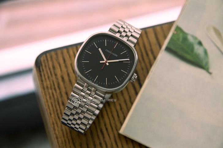 Đồng hồ Calvin Klein K9Q12131 máy pin đạt chuẩn Thuỵ Sỹ - Ảnh 1