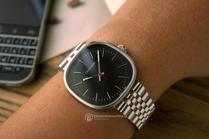 Đồng hồ Calvin Klein K9Q12131 máy pin đạt chuẩn Thuỵ Sỹ - Ảnh 2